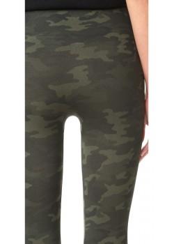 Leggings camuflaje verde. Spanx