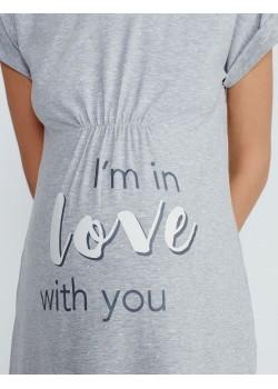 Camisón maternal Love. Promise