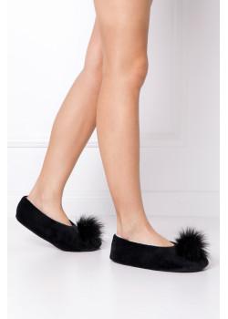 Zapatillas Slippers negro