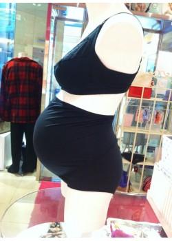 Braga faja de embarazo Vanity Fair