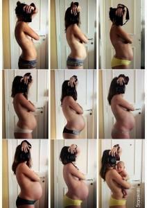 Embarazo, maternidad y lactancia.