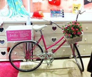 Le vélo de Juliette